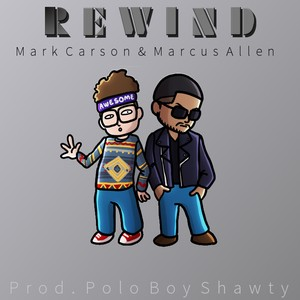 Cover Art for song Rewind