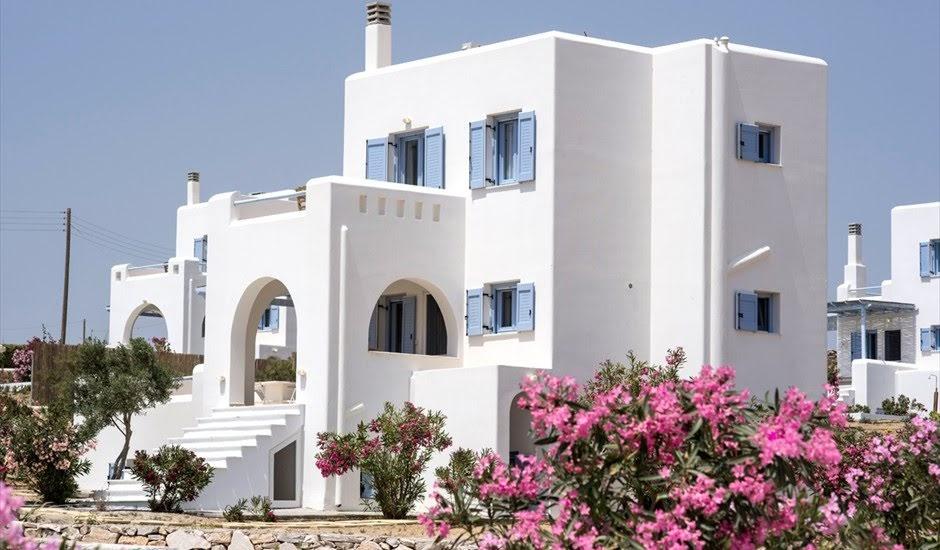 Villa Schinoussa, Naxos