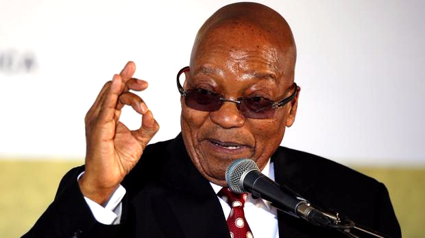 President Jacob Zuma: do we have the leader we deserve? Picture: REUTERS