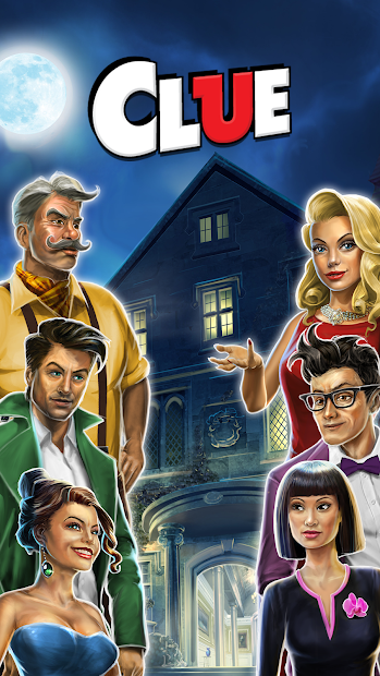 Clue Android App Screenshot