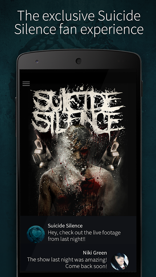 Suicide Silence- screenshot