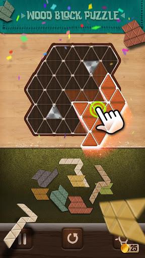 Wood Block Puzzle screenshot 1