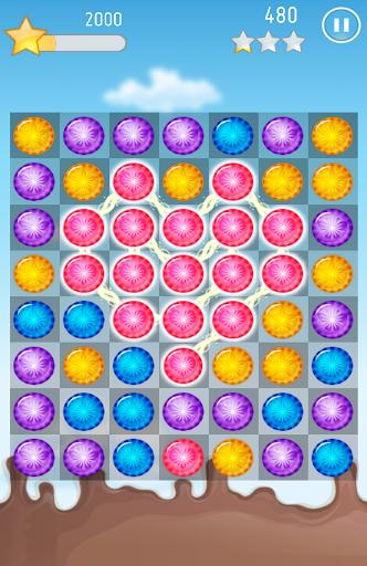一キャンディ飛散 - Candy Splash