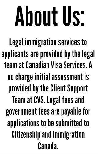Canadian Visa Express Entry