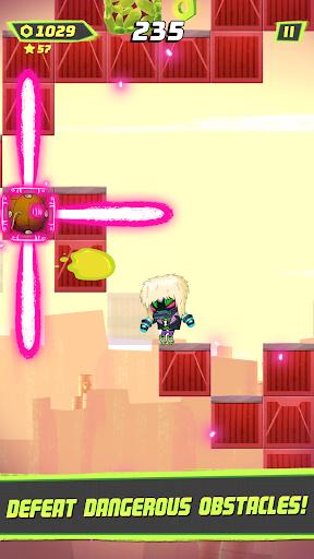 Ben 10 - Super Slime Ben: Endless Arcade Climber filehippodl screenshot 7