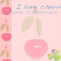 Theme Cherries for GO Launcher icon