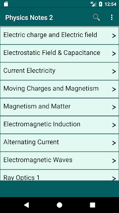 Best android apps for electromagnetic induction - AndroidMeta