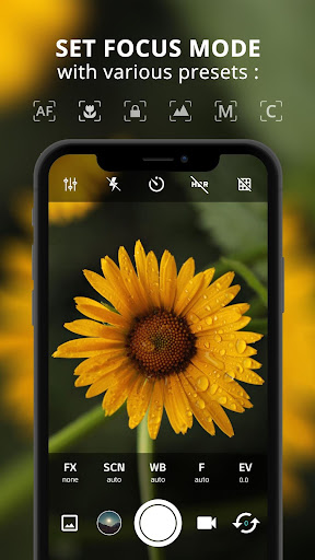 ProCam X - Lite ( HD Camera Pro ) 1.8 screenshots 3