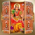 Durga Ji Door Lock Screen icon