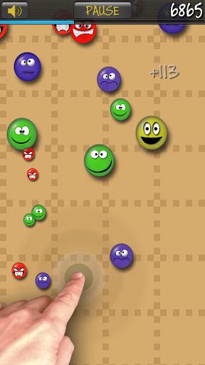 Catch Green Balls Game 2.0 screenshots 18