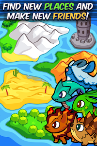 Pico Pets Puzzle - Match-3 screenshot 2