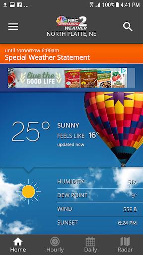 KNOP News 2 Weather  screenshots 1