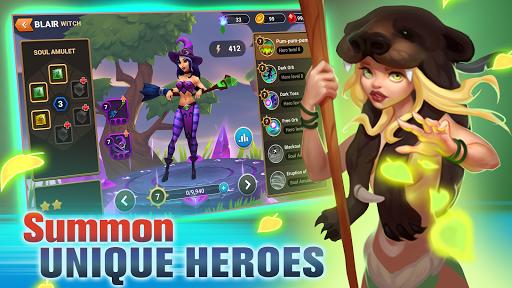 Summon Age: Heroes screenshots 2