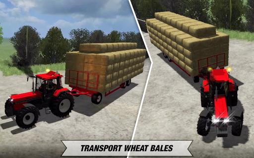 Tractor Cargo Transport: Farming Simulator apkpoly screenshots 14