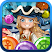 Bubble Quest Pirates Treasure - Bubble Shooter