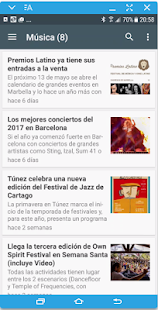 Revista Cultural Blanco Sobre Negro- screenshot thumbnail
