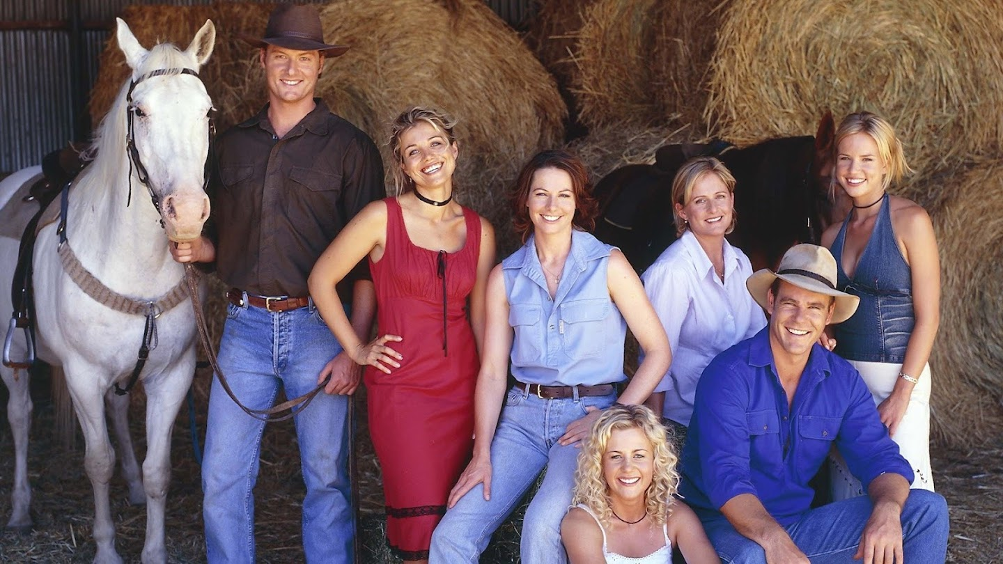 Watch McLeod's Daughters live