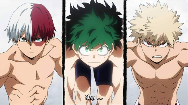 Download Boku no Hero Academia S3 Episode 1 Subtitle Indonesia