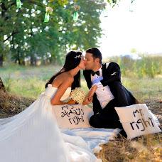 Wedding photographer Burlacu Alina (burlacualina). Photo of 18.08.2016