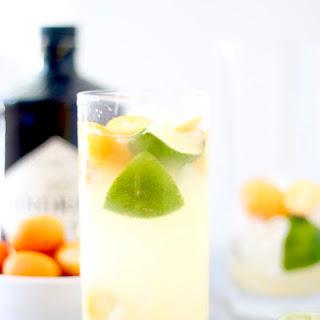 Kumquat, Orange, and Lime Coolers