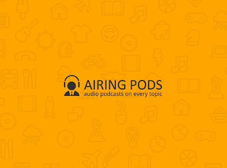 Airing Pods - Audio Podcast Player App