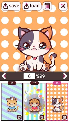 KittCat Story: Cat Avatar Maker  screenshots 3