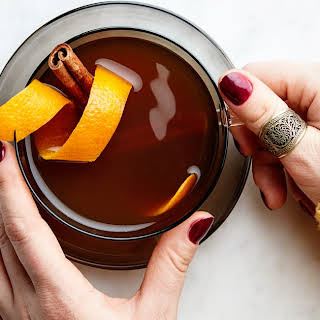 Chai-Spiced Hot Toddy.