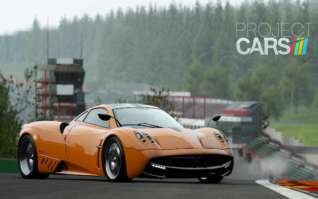Pagani Huayra Project Cars - Chrome Web Store