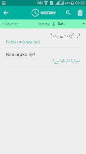 Yoruba Urdu Translator - náhled