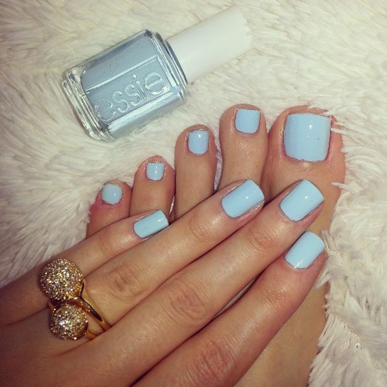 Best Nail Polish Colors For Spring