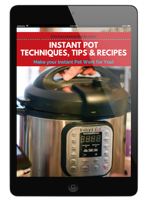 Click to request access to the Instant Pot Guidebook from Kitchen Stewardship!