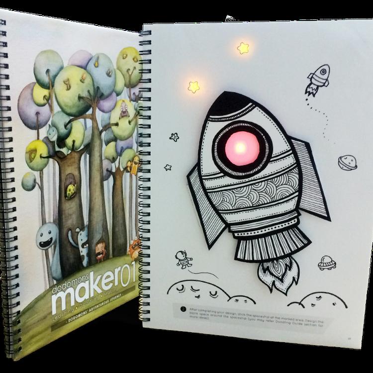 Dodomons Maker 01 by GURL STUDIO