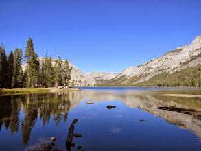 Photo: One of many lakes along Tioga Road.