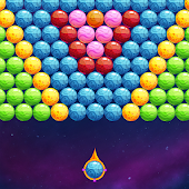 Bubble Shooter Space - Shoot Bubble Bust! icon