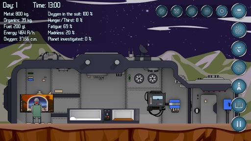 Random Space: Survival Simulator apkmr screenshots 5
