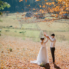 Wedding photographer Oksana Cherep (Ksiypa). Photo of 31.10.2016