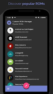 ROOT] Custom ROM Manager (Pro) vv5 5 5 11 [Patched] [Latest