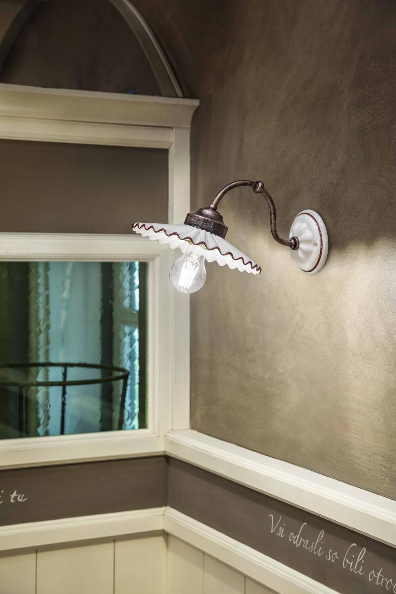 lampade da parete per il bagno classico