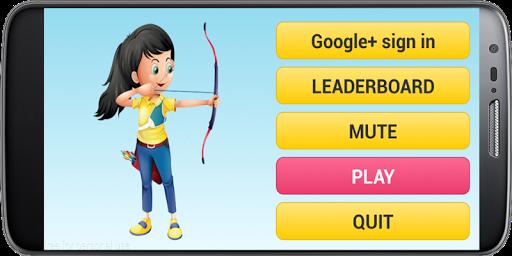 Real Archer Girl archery