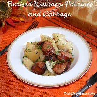 Kielbasa Cabbage Potatoes Recipes.