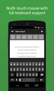 App Unified Remote APK for Windows Phone
