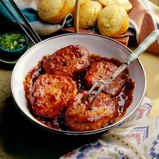 Barbecue Pork Skillet.