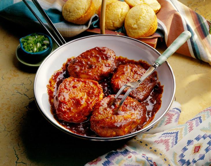 Barbecue Pork Skillet