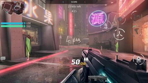 Infinity Ops: Online FPS filehippodl screenshot 1