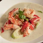 Thai Green Curry Shrimp (Cashew)