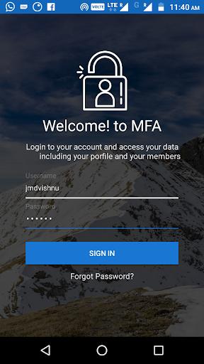 MFA Direct Distributors App screenshot 1