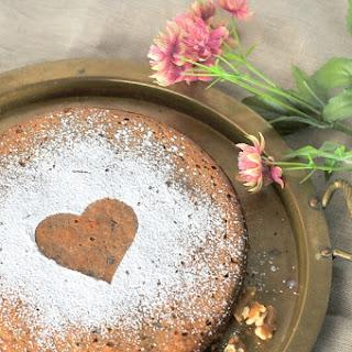 Torta Di Castagne - Chestnut Cake Recipe