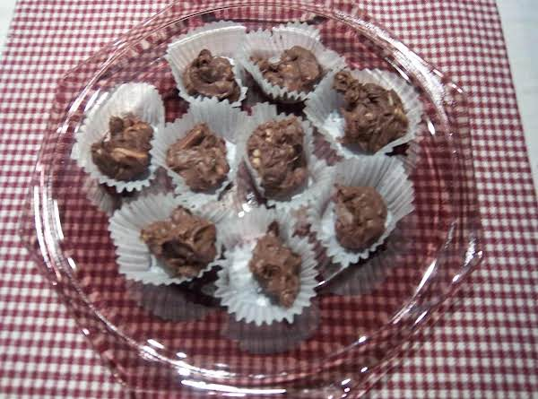 Chocolate Covered  Nuts Recipe