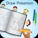 How to Draw Pokemon icon