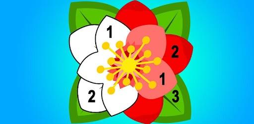 çiçek Boyama Oyunu Ile Sayılarla Indir Pc Windows Android Com